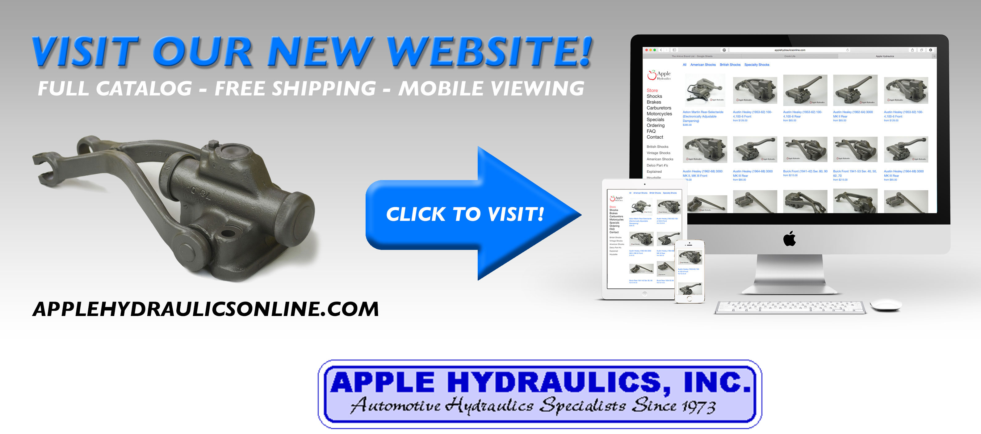 Apple Hydraulics, Inc